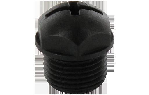 MSX12 Bouchon obturateur pour M12