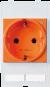 Module MSDD prise Allemagne couleur orange